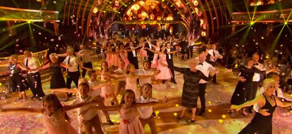 Emotional 'Strictly' Opening Number Leaves Viewers In Tears