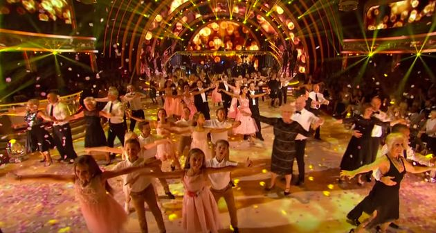 'Strictly Come Dancing': Emotional Opening Number Leaves Viewers In
