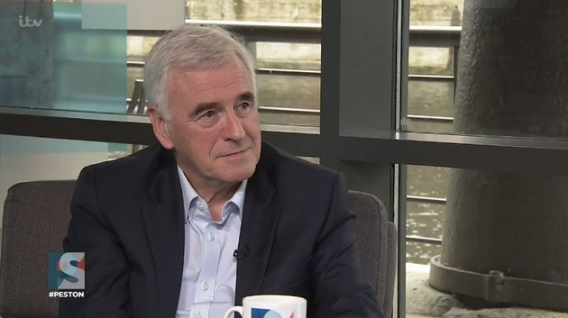 Watch: John McDonnell Refuses to Apologise To Esther McVey For Calling Her A 'Stain On