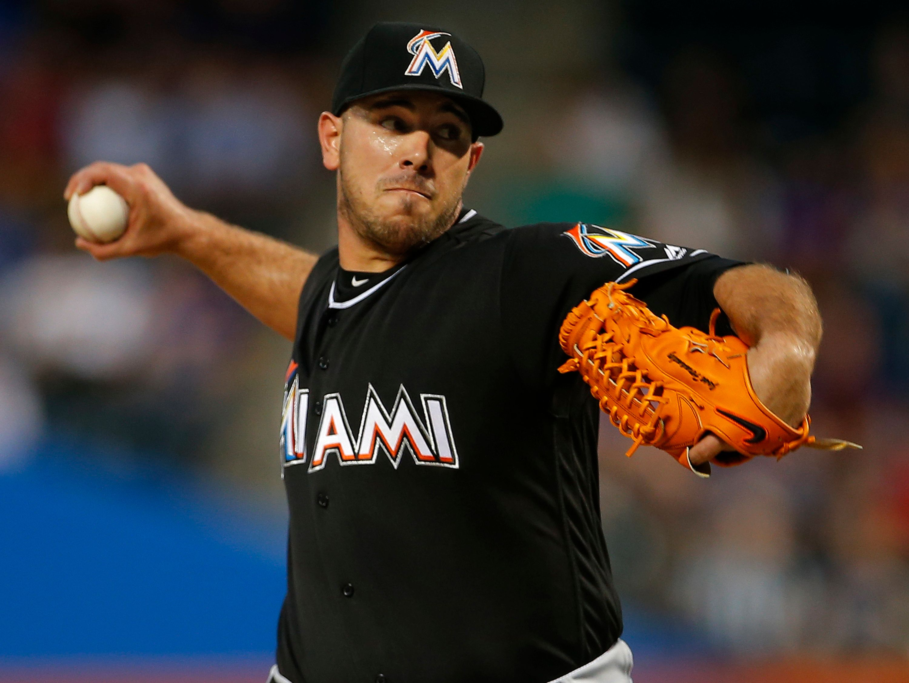Pitcher Jose Fernandez, 24, of the Miami Marlins was reportedly killed in a boating crash on Sunday.