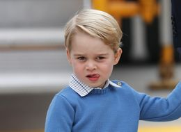 Prince George Just Shunned The World's Coolest Leader