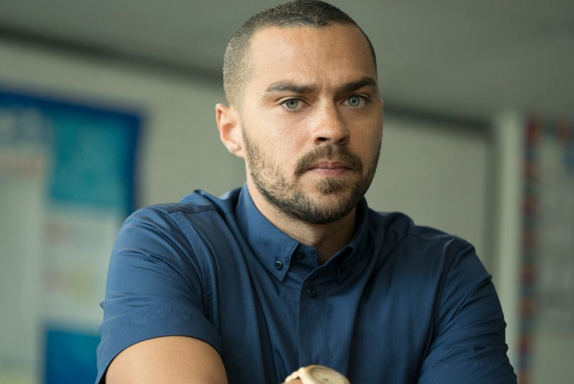 Jesse Williams in America Divided on Epix