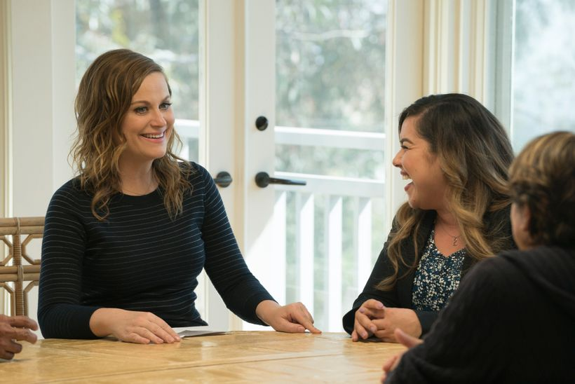 Amy Poehler in America Divided on Epix