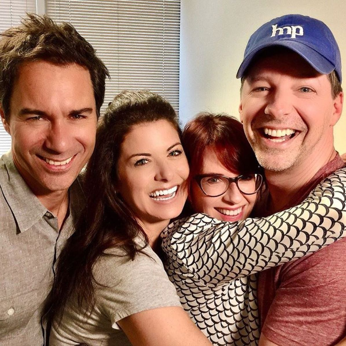 'Will & Grace' Cast Reunite And It's Almost Too Adorable To