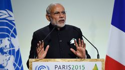 India Announces It Will Ratify The Paris Climate