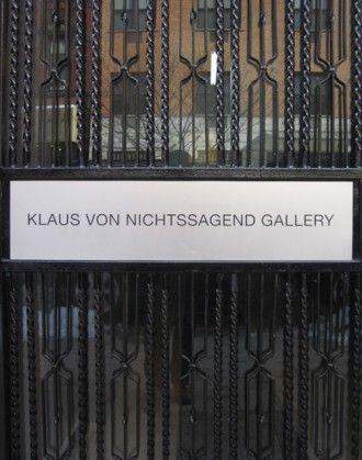Klaus von Nichtssagend Gallery