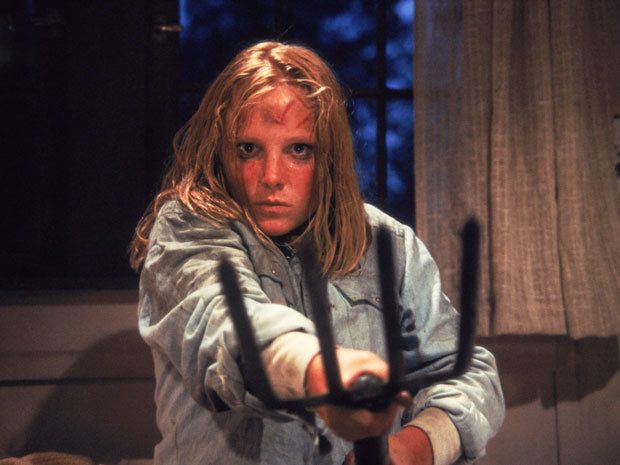 Amy Steel as Ginny, Friday the 13th Part 2