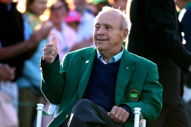 Legendary Golfer Arnold Palmer Dead At