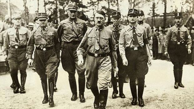 Hitler is considered to be one of history's most terrible tyrants.