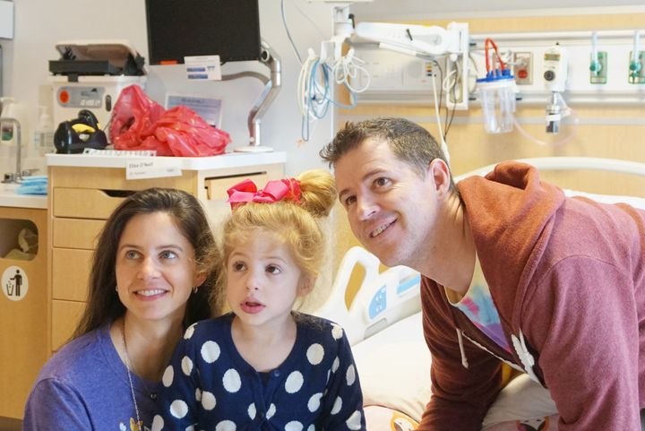 Though Eliza has received this potentially life-saving treatment, her parents are still pressing on to help other kids with Sanfilippo get the same opportunity.