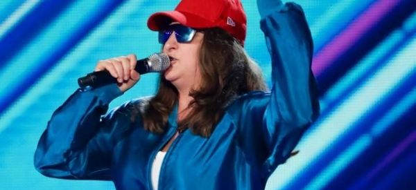 Thought You'd Seen The Last Of X Factor's Honey G? Think Again...