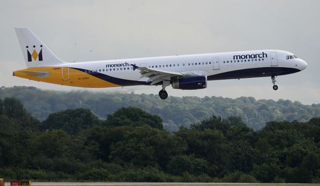 Monarch has been forced to deny speculation that the firm is in financial