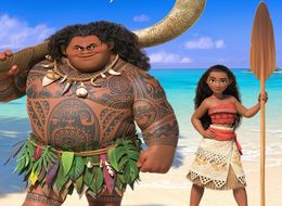 Disney's Latest Heroine, Moana, Has A Realistic Body Girls Can 'Identify' With