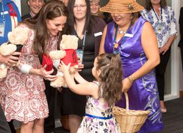 A 5-Year-Old Made Teddies To Give To Prince George And Princess Charlotte