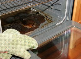 The Best Oven Cleaner? Woman Recommends Rubbing Dishwasher Tablets Into Stubborn Grease