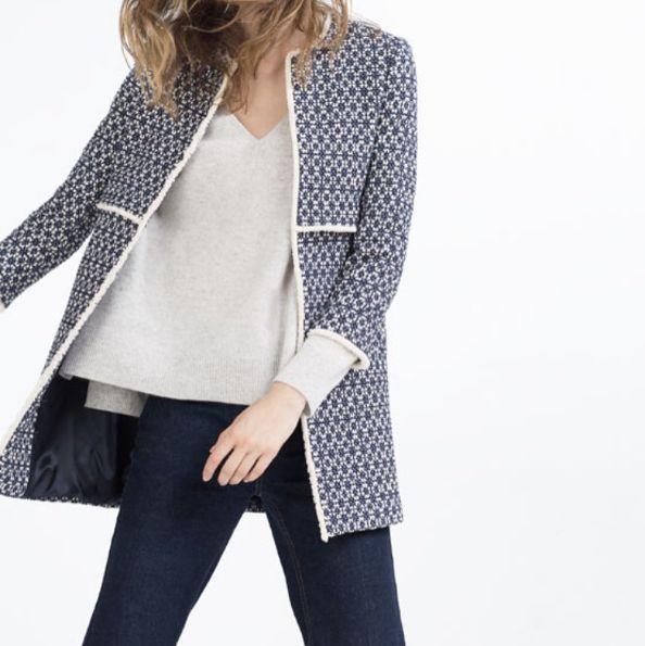 Everyone In London Is Wearing This Zara