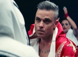 Robbie Williams 'Pulls An Adele' With New Album Teaser