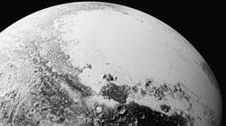 Pluto's Icy Surface Could Be Hiding An Ocean 100km