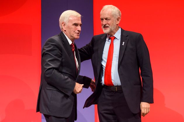 John McDonnell and Jeremy
