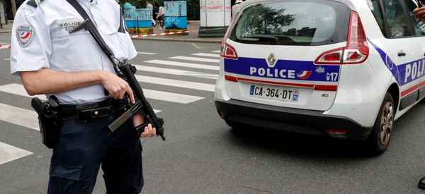 Shooting Near Supermarket West Of Paris Wounds At Least Two