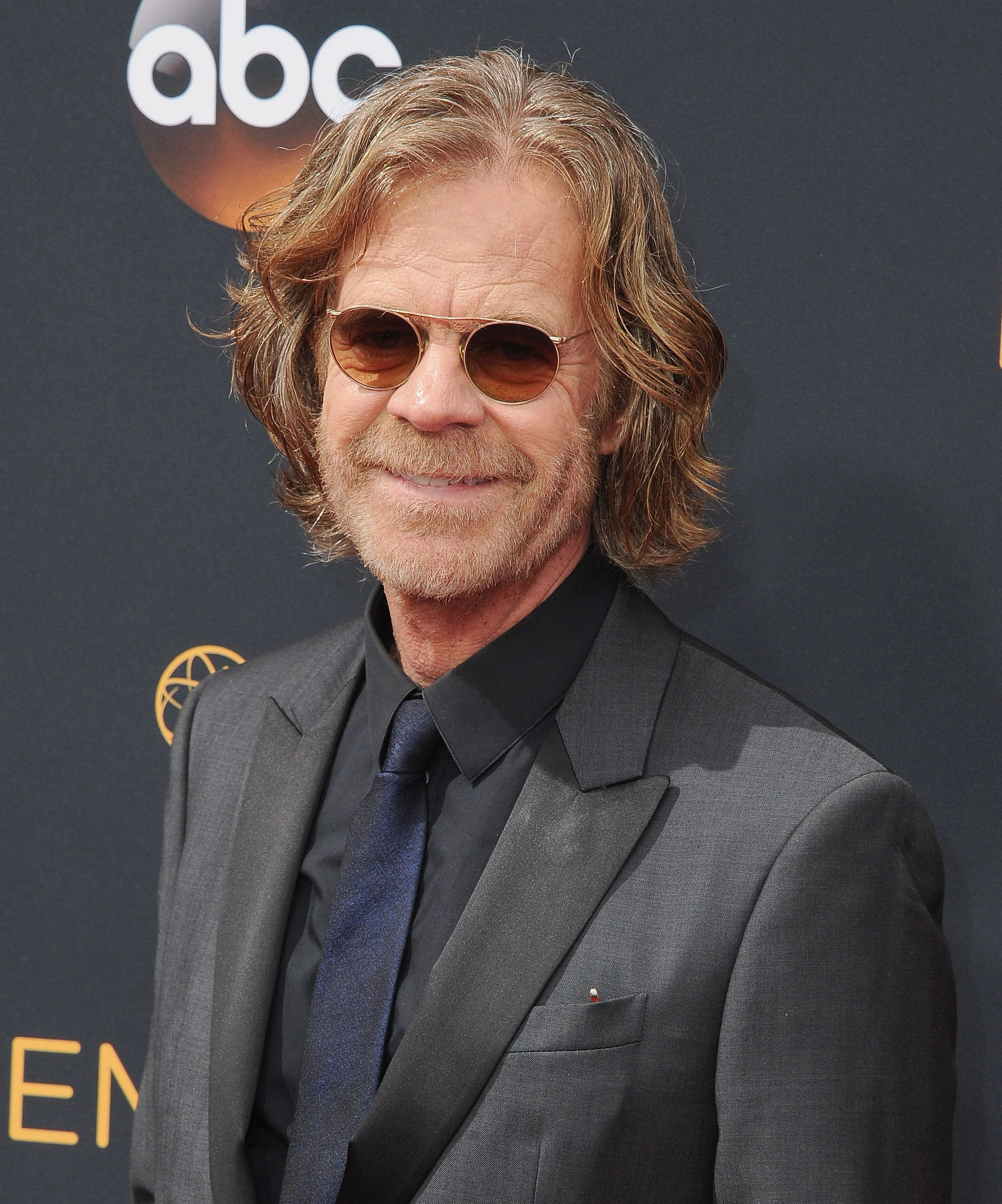 LOS ANGELES, CA - SEPTEMBER 18:  Actor William H. Macy arrives at the 68th Annual Primetime Emmy Awards at Microsoft Theater on September 18, 2016 in Los Angeles, California.  (Photo by Jon Kopaloff/FilmMagic)