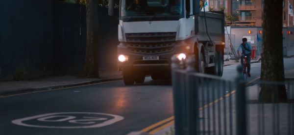 'Awful' Government Cycling Safety Advert Accused Of 'Victim Blaming'