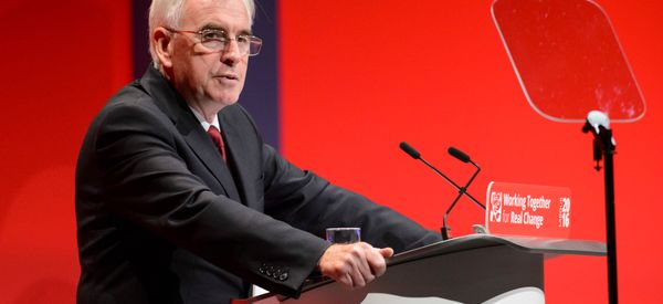 John McDonnell Compared To David Brent For Trying To Channel John Lennon