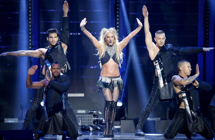 Britney Spears Hit Us, Baby, One More Time With Epic iHeartRadio
