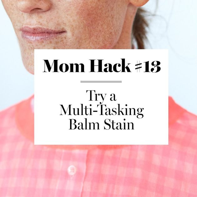 16 Life-Changing Beauty Hacks Every Busy Mum Needs to