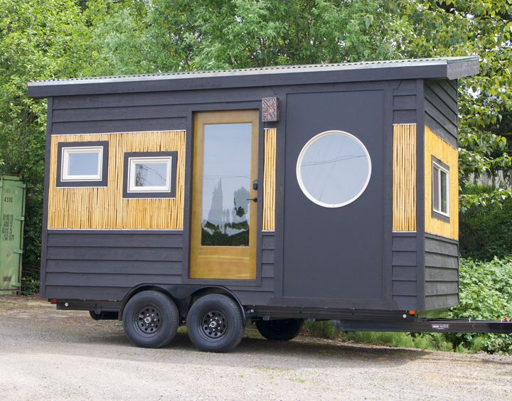 This Tiny House Hotel Is Complete And Teensy Perfection | Huffpost