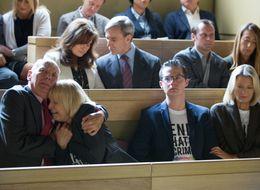 Emotions Runs High As Paul's Killers Appear In Court In 'EastEnders'