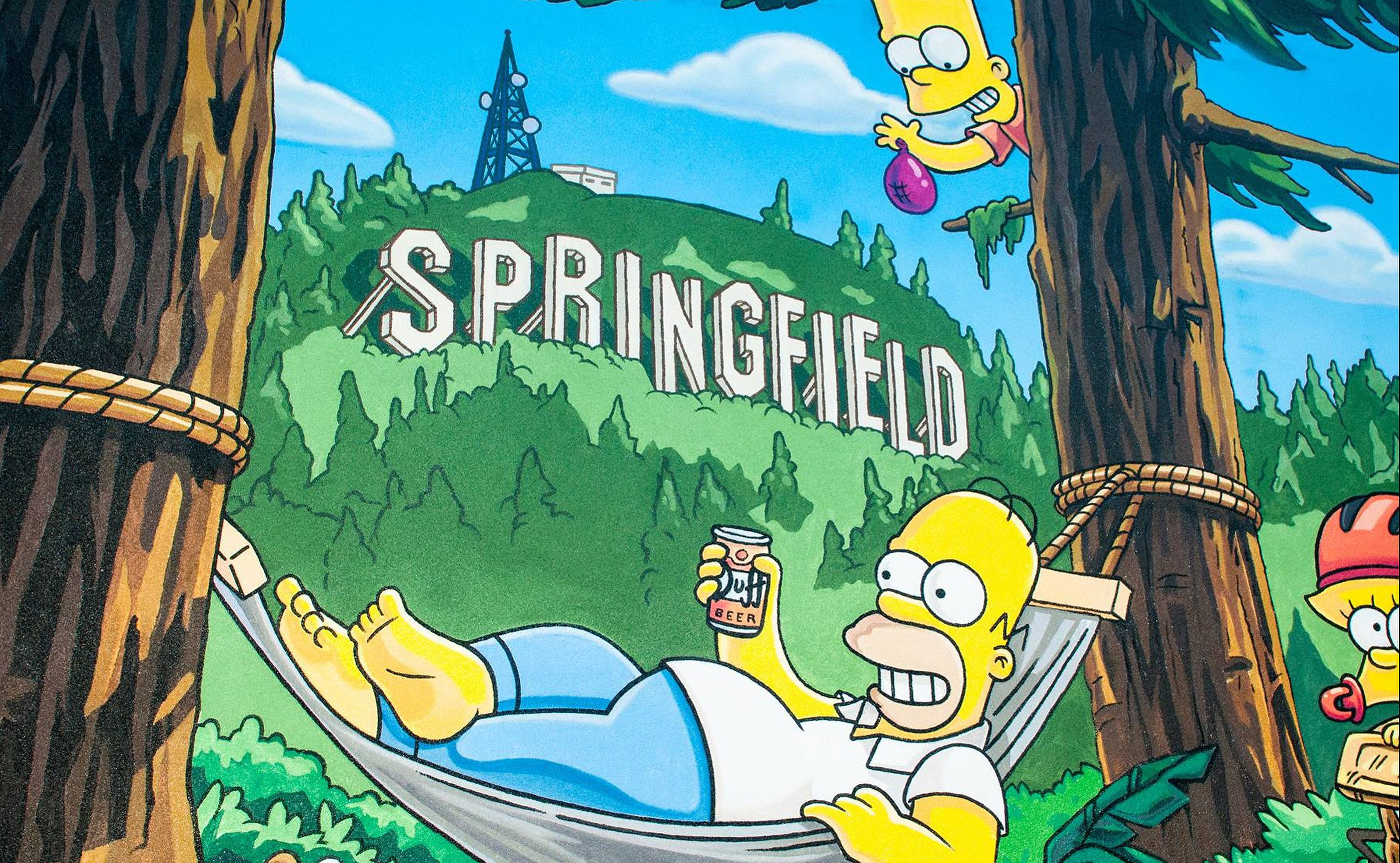 springfield simpsons