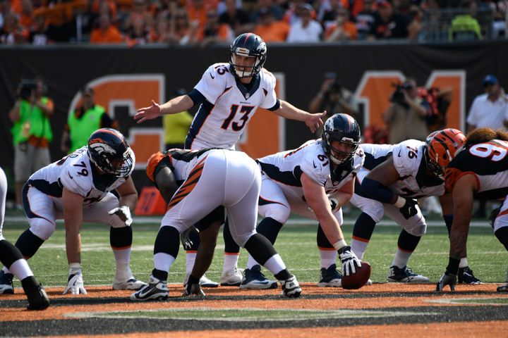 Second-year quarterback Trevor Siemian has proven that the Broncos made the correct decision to start him.