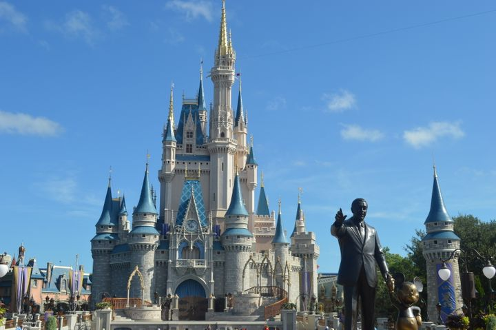 Magic Kingdom in Walt Disney World