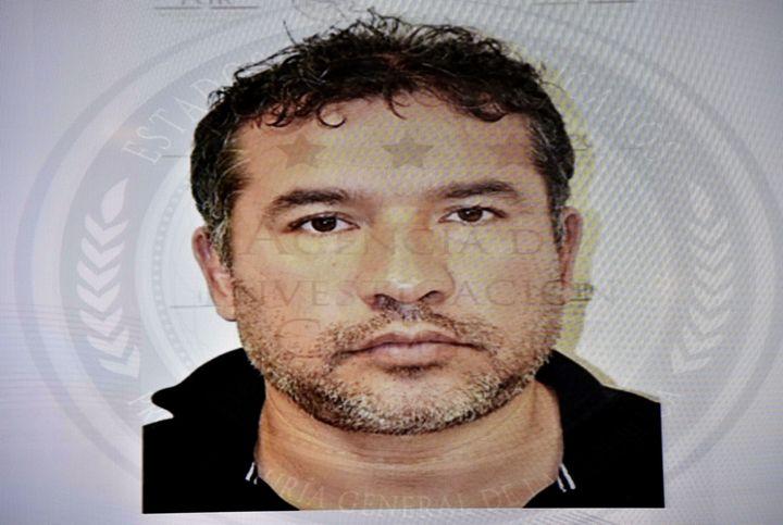 Sidronio Casarrubias Salgado, the alleged leader of the Guerreros Unidos drug cartel. A judge recently found that hehad