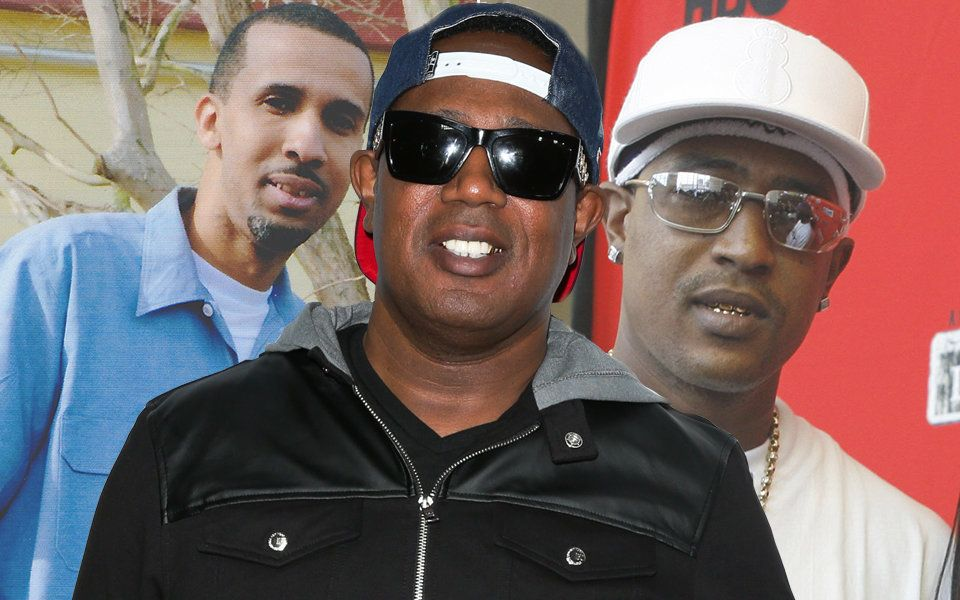 Mac Phipps left Master P and CMurder aka Corey Miller