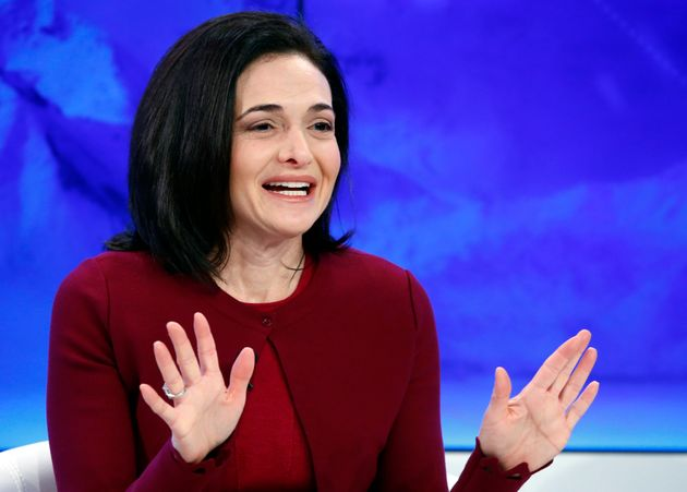 Sheryl Sandberg, chief operating officer of Facebook, hasfamously advised women to