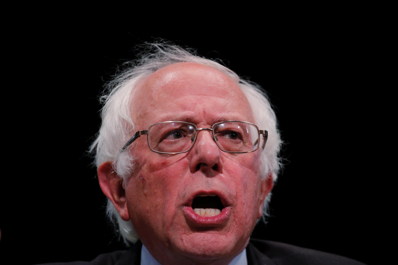 Bernie Sanders Brings The Real Talk This Leaders' Debate