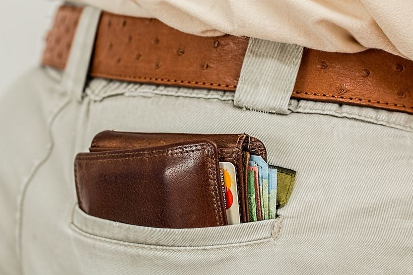 You wouldn't throw your wallet away, would you?