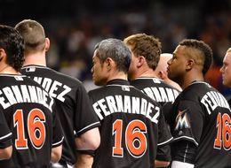 Miami Marlins Wear -- Then Retire -- No. 16 In Honor Of Fallen Teammate
