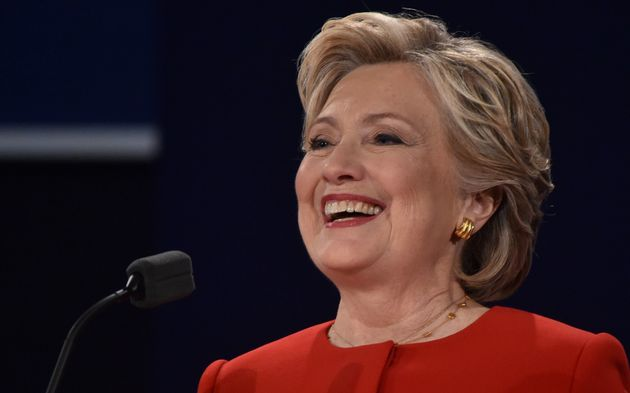 Hillary Clinton Puts Conspiracy Theories About Health Behind