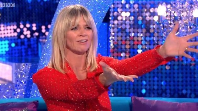 Zoe Ball and Fatboy Slim split