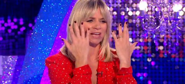 Zoe Ball Continues To Sport Wedding Ring On 'It Takes Two'