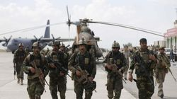 12 Afghan Soldiers Killed In Insider