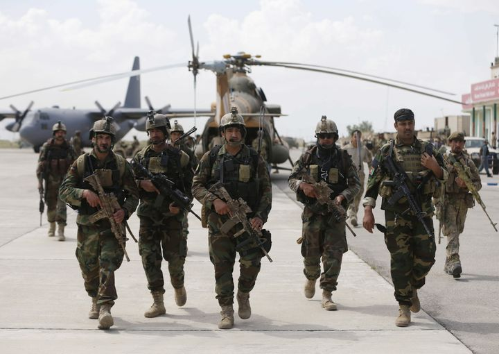 Insider attacks, like the one in Kunduz this week, have plagued both Afghan and international military forces.