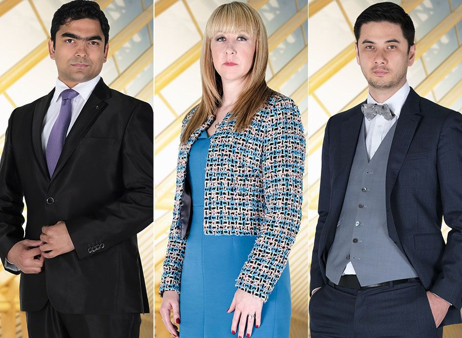 Meet The 18 Candidates Competing In The New Series Of 'The