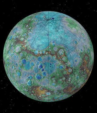 Mercury Is Alive, The Tiny Planet Is In Fact