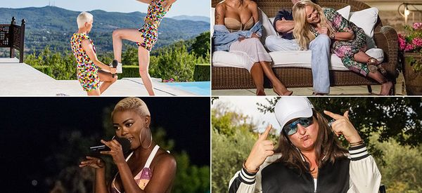 See All The Best Snaps From Next Weekend's 'X Factor' Judges' Houses Round