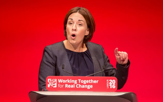 Scottish Labour leader Kezia