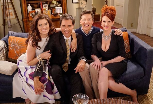 'Will And Grace' Reunion Has Plenty Of Laughs (Mostly At Donald Trump's